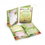 Leaflet A5 Collation saine - Ecole de Calevoet