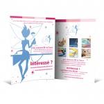Leaflet Les Ptites Fées Bleues