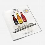 Shooting et mise en page de divers éléments pour la Distillerie de Biercée